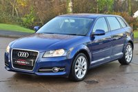 USED 2012 62 AUDI A3 1.6 TDI SPORT 5d 105 BHP ***REQUEST YOUR WHATS APP VIDEO***