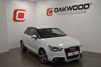 USED 2012 62 AUDI A1 1.2 TFSI CONTRAST EDITION *SAT NAV* **FULL SERVICE HISTORY**