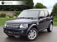 USED 2014 14 LAND ROVER DISCOVERY 4 3.0 SDV6 HSE 5d AUTO 255 BHP VAT QUALIFYING 2014 YEAR VAT QUALIFYING