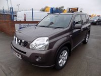 USED 2008 08 NISSAN X-TRAIL 2.0 SPORT EXPEDITION DCI 5d 148 BHP