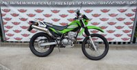 USED 2001 51 KAWASAKI KL250 H Super Sherpa Enduro Trail Rare and original Japanese domestic market KL250 enduro.