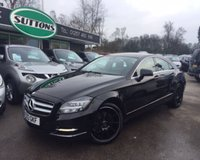 2013 MERCEDES-BENZ CLS CLASS 2.1 CLS250 CDI BLUEEFFICIENCY 4d 204 BHP £14989.00