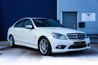2010 MERCEDES-BENZ C CLASS 2.1 C200 CDI BLUEEFFICIENCY SPORT 4d AUTO 136 BHP £SOLD