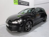 USED 2013 63 VOLKSWAGEN GOLF 2.0 GTD 5d 181 BHP BUY FOR ONLY £64 A WEEK *FINANCE* £0 DEPOSIT AVAILABLE