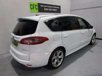 USED 2013 63 FORD S-MAX 2.0 TITANIUM X SPORT TDCI 5d 161 BHP BUY FOR ONLY £57 A WEEK, FINANCE, £0 DEPOSIT AVAILABLE