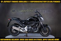 USED 2012 62 HONDA NC700 700cc GOOD BAD CREDIT ACCEPTED, NATIONWIDE DELIVERY,APPLY NOW