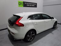 USED 2014 64 VOLVO V40 2.0 D4 R-DESIGN NAV 5d 187 BHP BUY FOR ONLY £52 A WEEK *FINANCE* CHEAPEST IN THE UK BE QUICK