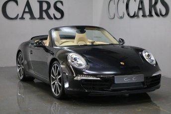 2012 PORSCHE 911 991 3.8 CARRERA S PDK 2d AUTO 400 BHP £59995.00