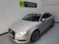 USED 2014 64 AUDI A3 1.6 TDI SPORT 4d 109 BHP CHEAPEST SALOON NATIONAL