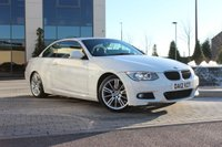 USED 2012 12 BMW 3 SERIES 320D M SPORT 2.0 2d FSH - H/LEATHER - ONLY 50K
