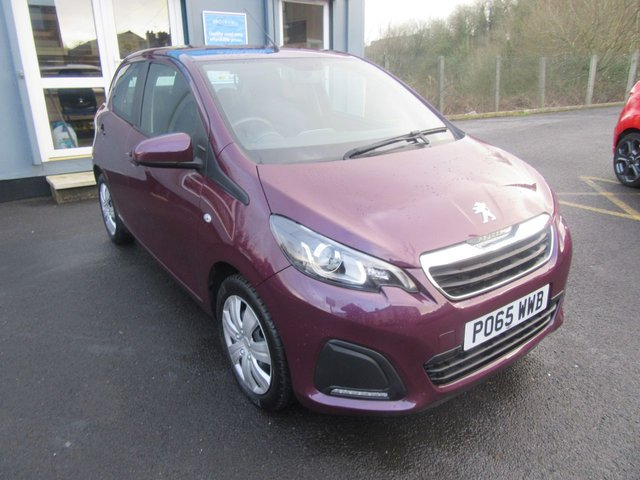 Used Peugeot cars in Preston from Brockhall Car Sales