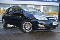 2010 VAUXHALL ASTRA 1.4 EXCLUSIV 5d 98 BHP £4790.00
