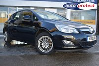 USED 2010 10 VAUXHALL ASTRA 1.4 EXCLUSIV 5d 98 BHP THE CAR FINANCE SPECIALIST