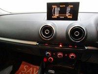 USED 2013 63 AUDI A3 2.0 TDI SE 5d 148 BHP FULL LEATHER NAV ROOF RAILS
