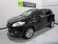 USED 2011 61 FORD KUGA 2.0 TITANIUM TDCI AWD 5d 163 BHP BUY FOR ONLY £43 A WEEK *FINANCE* £0 DEPOSIT AVAILABLE