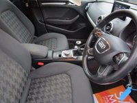 USED 2014 64 AUDI A3 2.0 TDI SPORT 5d 148 BHP 1 OWNER FULL AUDI SERVICE HISTORY
