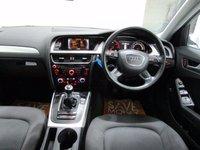 USED 2013 63 AUDI A4 2.0 TDI SE 4d 134 BHP 1 COMPANY OWNER FULL DEALER HISTORY