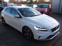2016 VOLVO V40 2.0 T2 R-DESIGN 5d 120 BHP £14500.00