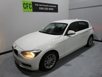 USED 2014 14 BMW 1 SERIES 2.0 118D SE 5d 141 BHP BUY FOR ONLY £31 A WEEK *FINANCE* £0 DEPOSIT AVAILABLE