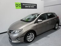 USED 2014 TOYOTA AURIS 1.6 ICON VALVEMATIC 5d 130 BHP SUPER LOW MILES