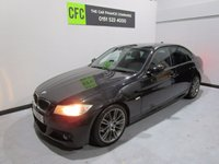 2011 BMW 3 SERIES 2.0 320D SPORT PLUS EDITION 4d AUTO 181 BHP £8490.00