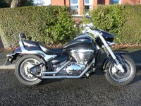 USED 2015 15 SUZUKI VZ  800 L4 Intruder Low Mileage, 2 Owners, Full Service History, Sports Exhausts