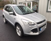 USED 2014 64 FORD KUGA 2.0 TDCI TITANIUM X AWD 160 BHP THIS VEHICLE IS AT SITE 1 - TO VIEW CALL US ON 01903 892224