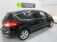 USED 2011 61 FORD S-MAX 2.0 TITANIUM TDCI 5d 161 BHP 7 SERVICE STAMPS IN THE BOOK