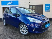 USED 2014 64 FORD B-MAX 1.6 TITANIUM 5d AUTO  * 0% Deposit Finance Available