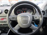 USED 2012 12 AUDI A3 1.6 SPORTBACK TDI SE 5d AUTO 103 BHP AUTOMATIC AUDI