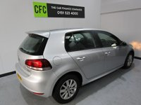 USED 2012 61 VOLKSWAGEN GOLF 1.6 S TDI BLUEMOTION 5d 103 BHP SERVICE HISTORY AND FREE TAX
