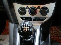 USED 2012 61 FORD FOCUS 1.6 ZETEC TDCI 5d 113 BHP WHITE+ALLOYS+FSH+AIRCON