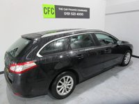 USED 2013 63 PEUGEOT 508 2.0 HDI SW SR 5d 140 BHP 1 COMPANY OWNER FULL HISTORY