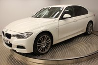 USED 2014 64 BMW 3 SERIES 320D XDRIVE M SPORT 4d AUTO 181 BHP