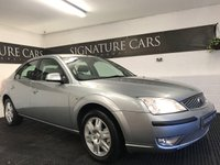 2006 FORD MONDEO