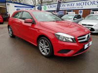 USED 2014 64 MERCEDES-BENZ A CLASS 1.5 A180 CDI BLUEEFFICIENCY SPORT 5d 109 BHP 0% FINANCE AVAILABLE ON THIS CAR PLEASE CALL 01204 317705