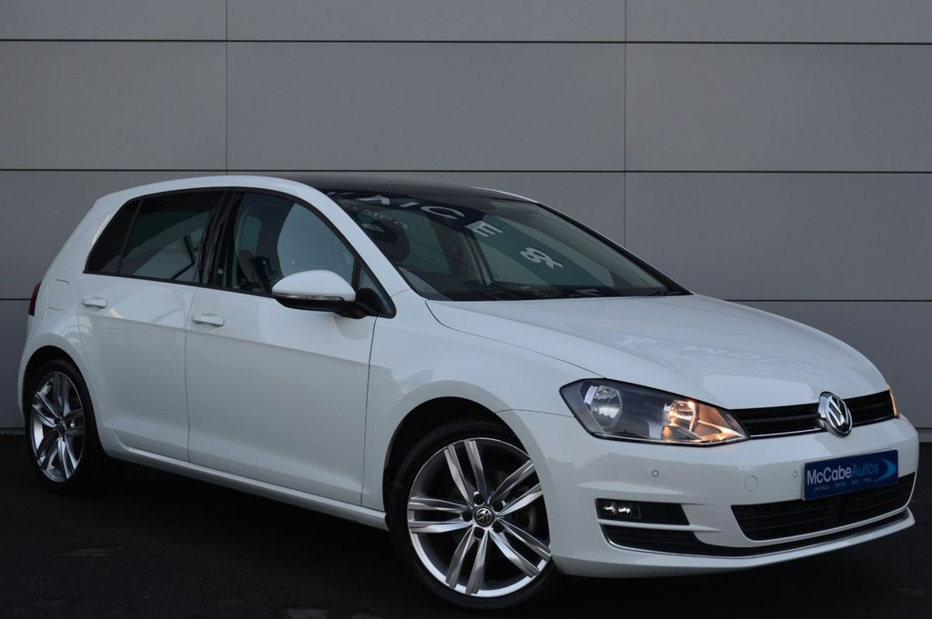 Volkswagen Golf   Gt Edition Tdi Bluemotion Technology D