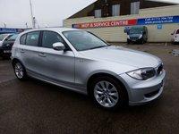 2010 BMW 1 SERIES 2.0 116D ES 5d 114 BHP £5495.00