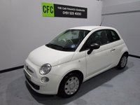 USED 2010 10 FIAT 500 1.2 POP 3d 69 BHP FULL DEALER SERVICE HISTORY
