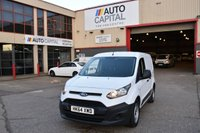 USED 2015 64 FORD TRANSIT CONNECT 1.6 200 P/V 5d 74 BHP LR SWB FWD ONE OWNER FROM NEW