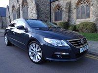 2011 VOLKSWAGEN PASSAT 2.0 CC GT TDI BLUEMOTION TECHNOLOGY 4d 139 BHP £4795.00