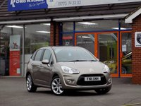 USED 2011 11 CITROEN C3 1.6 HDI EXCLUSIVE 5d 90 BHP * 1 Lady Owner + Full Citroen Service History *