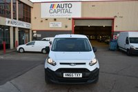 USED 2015 65 FORD TRANSIT CONNECT 1.6 200 P/V 5d 74 BHP SWB LR FWD ONE OWNER FROM NEW