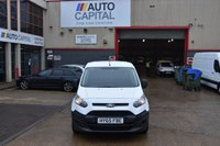 USED 2015 65 FORD TRANSIT CONNECT 1.6 200 P/V 5d 74 BHP FWD SWB LOW ROOF DIESEL MANUAL VAN ONE OWNER LOW MILEAGE VEHICLE FULL S/H