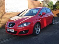 USED 2010 60 SEAT LEON 1.4 S 5d 123 BHP **ZERO DEPOSIT FINANCE AVAILABLE** PART EXCHANGE WELCOME