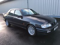1990 FORD SIERRA COSWORTH RS SAPPHIRE 4X4 LEFT HAND DRIVE LHD £25000.00