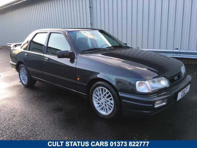 1990 FORD SIERRA COSWORTH RS SAPPHIRE 4X4 LEFT HAND DRIVE LHD
