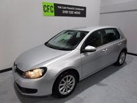 2009 VOLKSWAGEN GOLF 2.0 S TDI 5d 109 BHP LOW TAX AND INSURANCE £4490.00