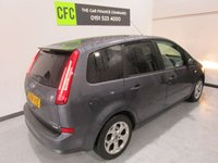 USED 2008 58 FORD C-MAX 1.6 ZETEC 5d 108 BHP SERVICE HISTORY SERVICE HISTORY