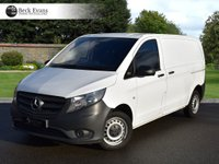 USED 2015 65 MERCEDES-BENZ VITO 1.6 109 CDI 1d 88 BHP NEW SHAPE PLY LINED TAILGATE PLY LINED LOW MILEAGE CHOICE OF VANS